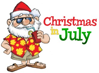 Christmas in July | Santa Claus Loves Christmas
