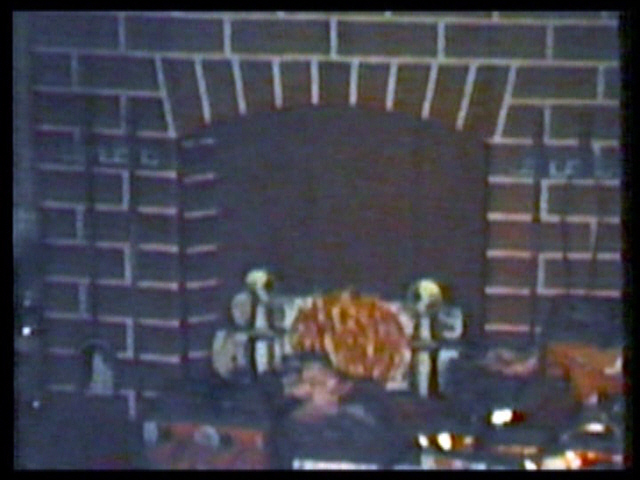 Cardboard Fireplace. Great With Cardboard Fireplace. That ...
